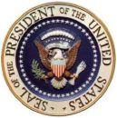 President  - President seal.