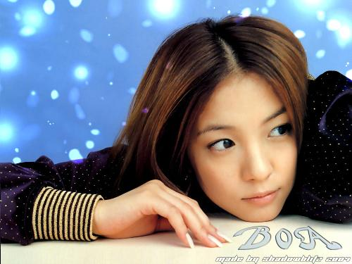 jpop & kpop singer - she is my fav artist aside from many others.