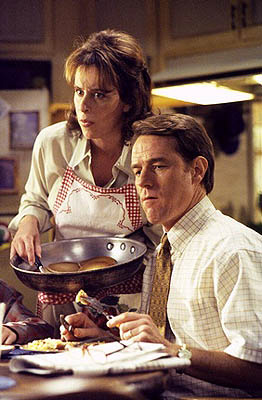 Malcolm In The Middle! - Lois &amp; Hal not looking all to impressed!