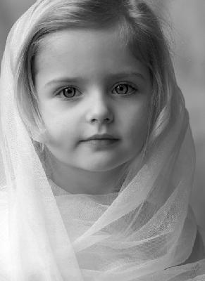 future face of my child - looks ang angel face in heaven