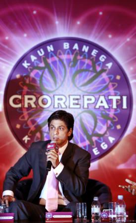 SRK  or  BIG B  -  come  stop  me!!