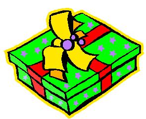 gift, present - gift and presents