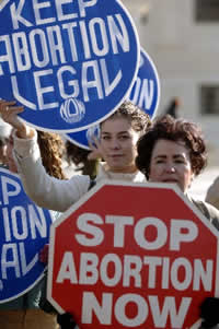 Abortion: Condemened or Accepted? - Should abortion be condemned throughout the nation of America?