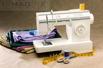 Sewing machine - My job but also one of my hobbys