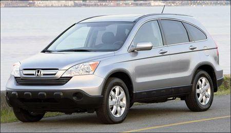2007 crv - i need your opinion