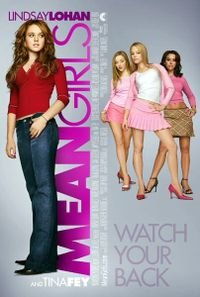Mean Girls - The mean girls poster