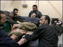 bagdad  - injured