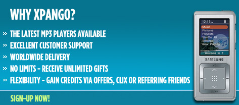xpango - trusted website for free gifts