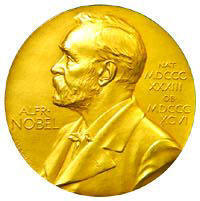 nobel prize - I hope one day our chinese scientist can win Nobel prize~~