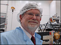 prof Smoot - Proof Smoot.The scientist shared last year's nobel price for physics for the descovery of the blackbody