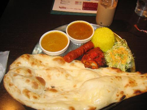 Indian food - Yummy Indian food