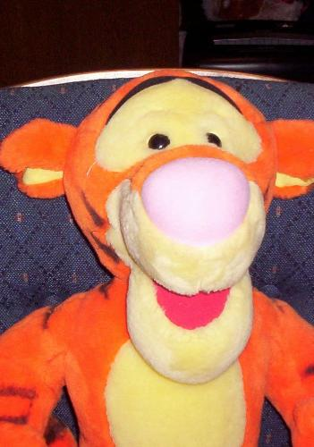 tigger - Just one of my tiggers from my collection.