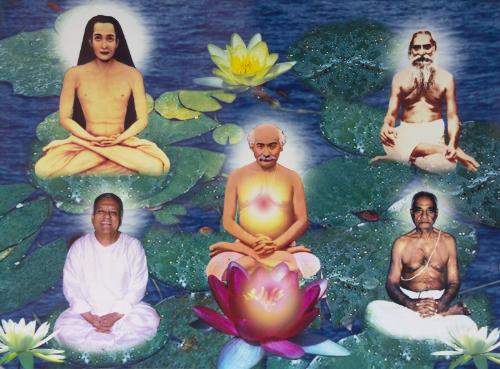 Lahri composition - Lahri composition.Great Kriya Yogi Faimly.