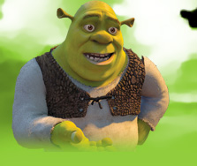 shrek - shrek, cartoon