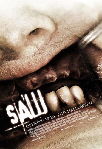 Saw 3 - Saw 3 movie poster.