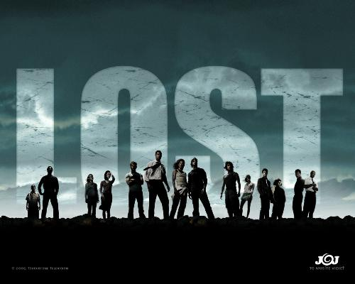 lost - Wallpaper and theme picture of the show lost. If you're not careful when watching lost, you will become very LOST.