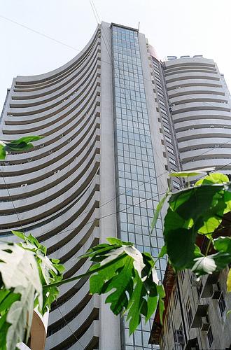 bse - Bombay Stock Exchange, Dalal Street, Mumbai