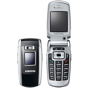 Samsung Z500 - It's a good cell phone;)