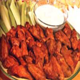 Chicken Wings - come in so many flavors!