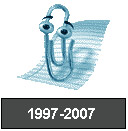 Microsoft Office Clippy - Microsoft Office 1997 Icon, Clippy