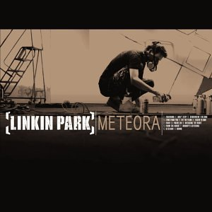 Linkin Park - This is the CD Cover of the album 'Meteora' by Linkin Park