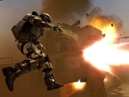 Battlefield 2142 - BATTLEFIELD 2142! is like Battlefield 2
