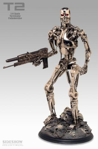 terminator - this is the treminator endoskleleton,it looks great
