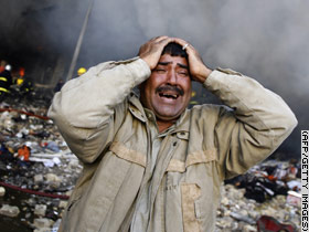 At least 90 killed on day marking Golden Mosque at - At least 90 killed on day marking Golden Mosque attack At least 90 killed on day marking Golden Mosque attack