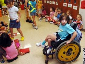 Law may change to accommodate disabled students - Law may change to accommodate disabled students Law may change to accommodate disabled students
