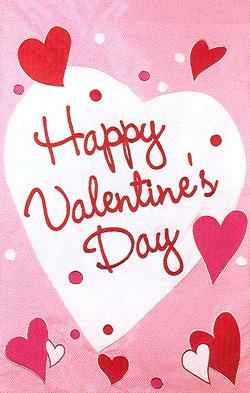 Happy Valentine's Day - Valentine's day greeting