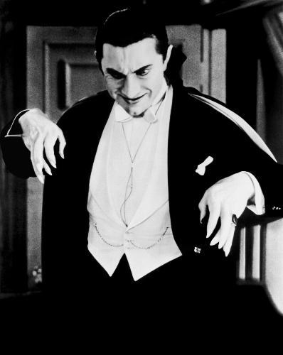 Dracula - Bela Lugosi, from Dracula