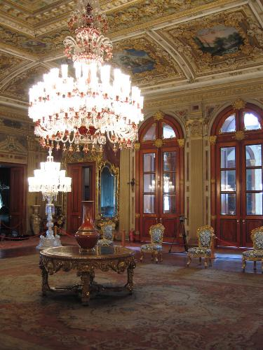 Chandeliers  - Ever thought of how they were lit up when there was no electricity. If so what else mystifies you about them?