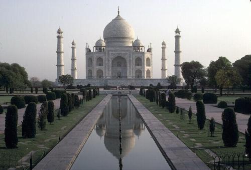 taj mahal - Taj Mahal the symbol of love.....!