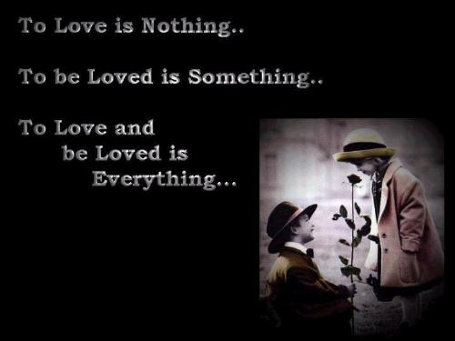 love - this photo tells about love love is really the base of life some love themselves,life,person,work etc but to live u need to love something!!