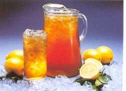 iced tea - love it also