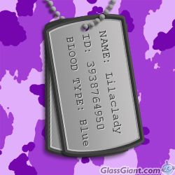 Dogtags - Make your own dogtags with this generator