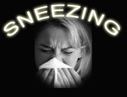 Sneeze - A picture of sneezing