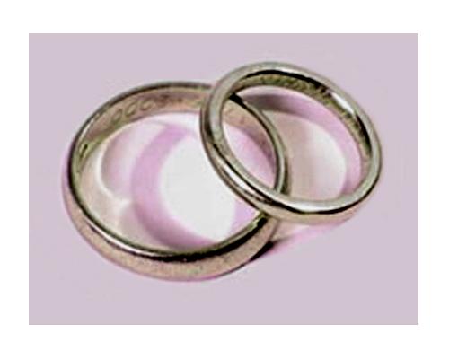 Wedding rings - Wedding rings.