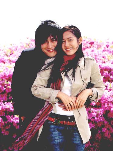 A Moment To Remember (2004) Photo - Sun Ye-Jin and Jung Woo-Sung