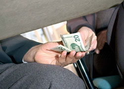 Bribery - Is there no way to stop bribery?