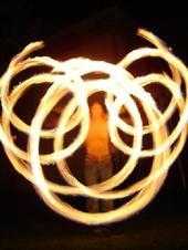 fire - fire spinning