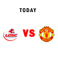 Lille vs Man. United - Lille or Man. United