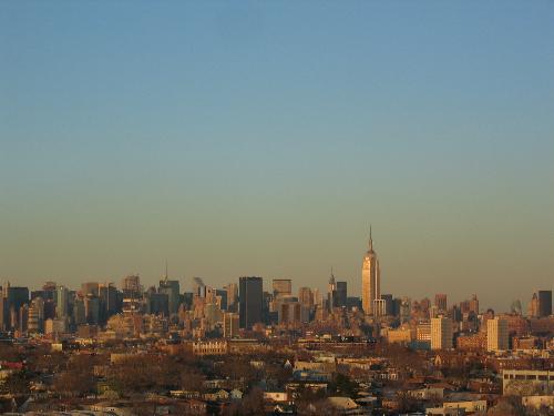 Manhattan - from jersey city