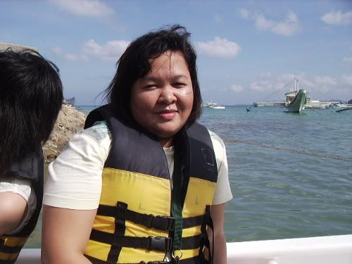 yellow life jacket - have to wear these yellow life jackets every time on my trip