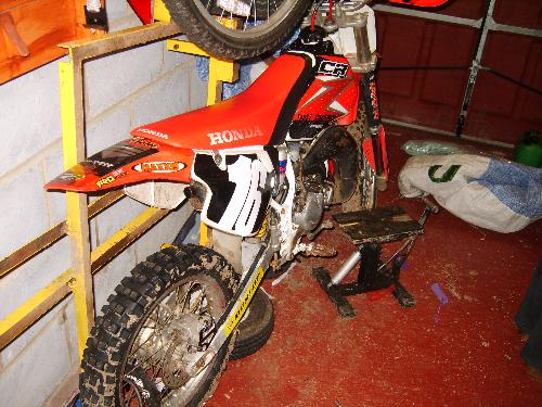 Motocross - My bike...