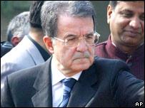 Romano Prodi - Romano Prodi, prime minister of Italy Government