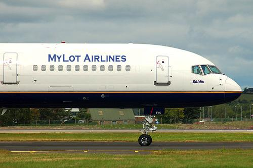 Mylot Airline - Mylot plane made with Internet generator