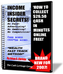 """Free money for Everyone! - If you would like a free copy of our Ebook when it's published - simply email your name and email address to:  CashLeverageGroup@mail.com  with """"add to your your list"""" in the subject line."""