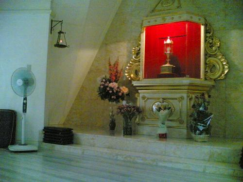 Adoration Chapel - Mary Help of Good Counsel - Marcelo Green Village, Paranaque