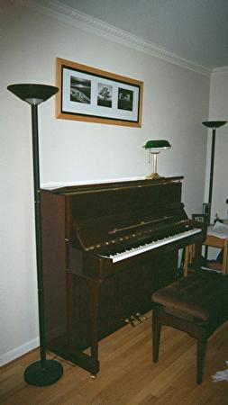 My piano - This is my piano, I love it!